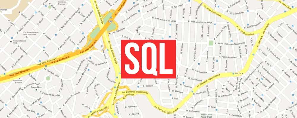 Código SQL com todas as cidades e estados do Brasil