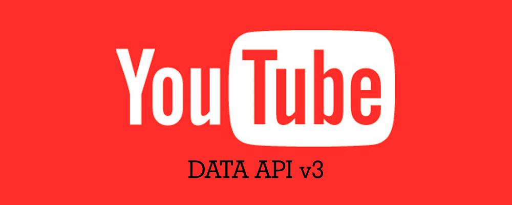 Pegando informações sobre um canal no Youtube com PHP