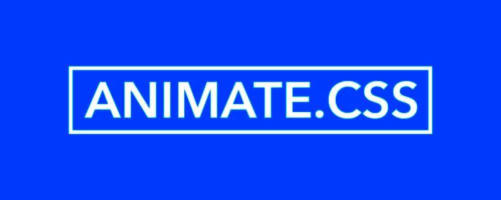 Utilizando animações CSS: Animate.css