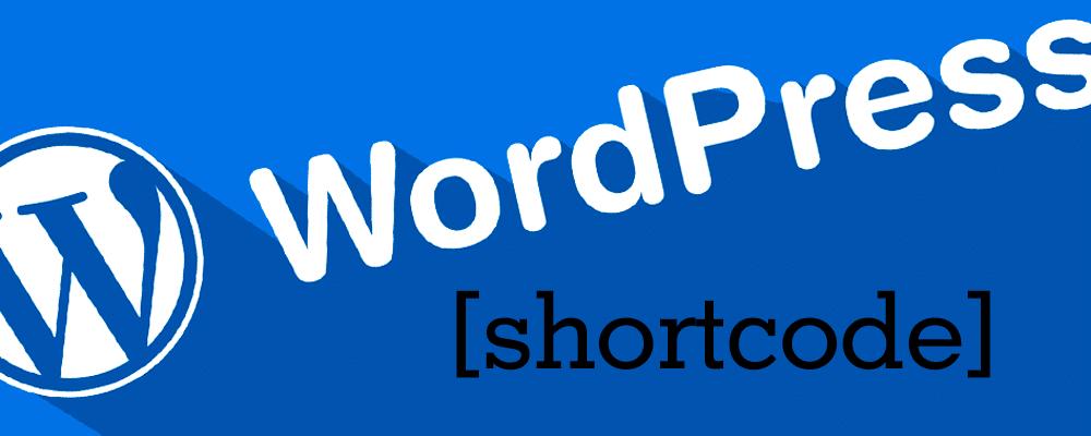 WordPress: Criando um Shortcode personalizado