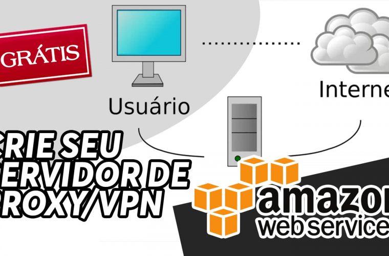 Criar servidor de Proxy na Amazon usando o SQUID