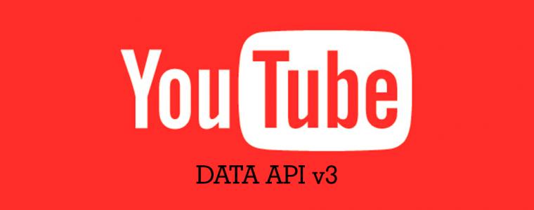 Acessando dados de um canal no youtube com PHP